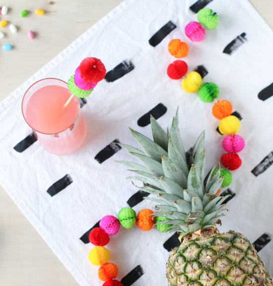 DIY Summer Fiesta Party Ideas