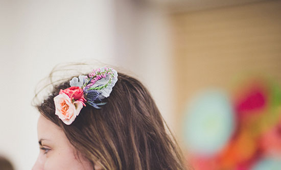 Floral Headpiece Workshop