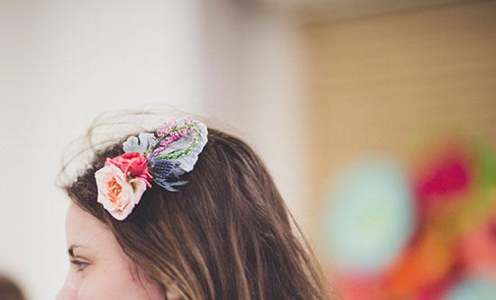 Floral Headpiece Workshop