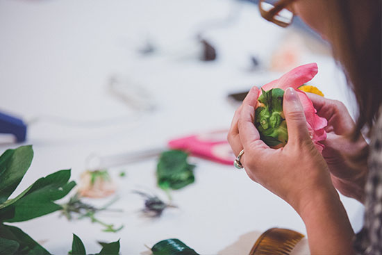 More Flower Workshop from Craftcation