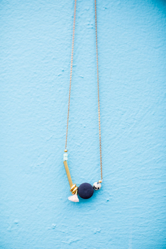 Wear This // Necklace by Cursive Design