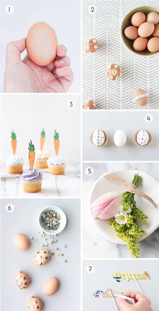 DIY Easter Roundup //