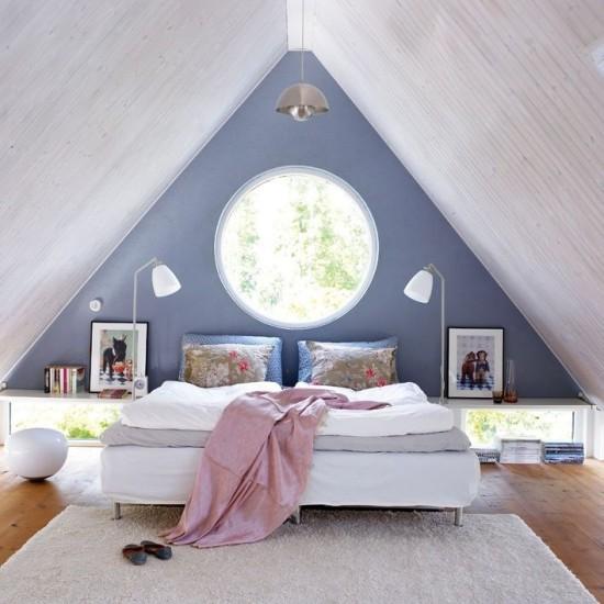 Modern pastel interiors