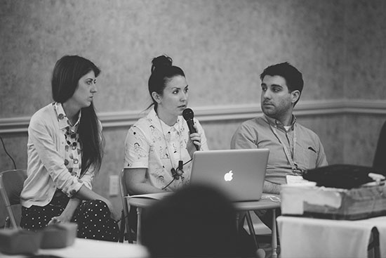 Speaking at Craftcation 2014