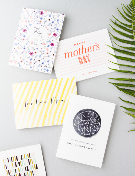 Loving these Mother's Day cards