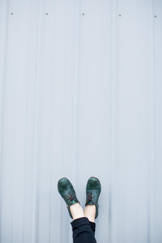 Michael Jolie oxford heels