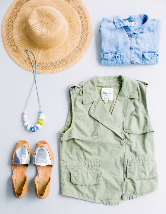 Travel Essentials // Casual Beach Trip