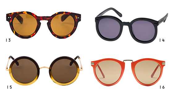 Awesome Sunglasses Roundup