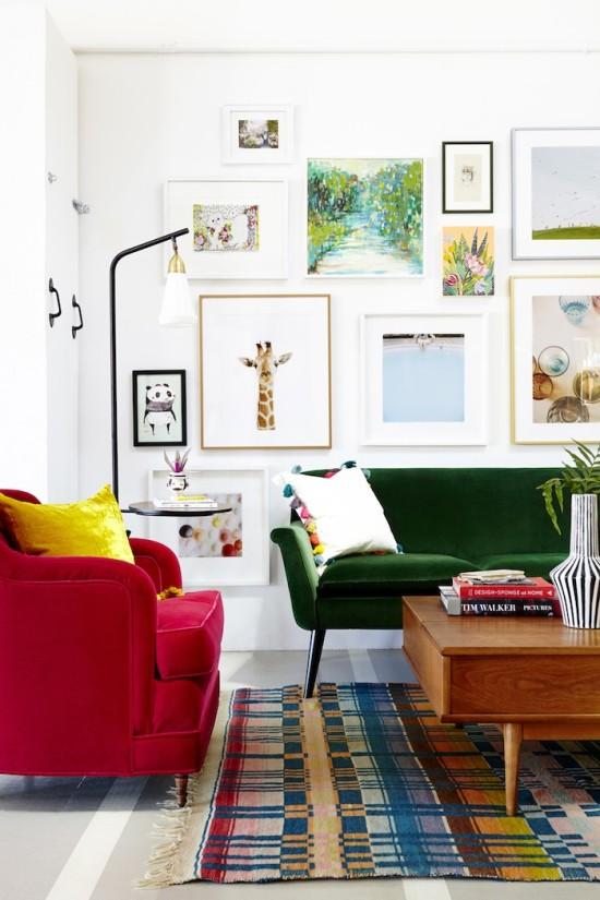 Oh Joy Studio / Art Wall