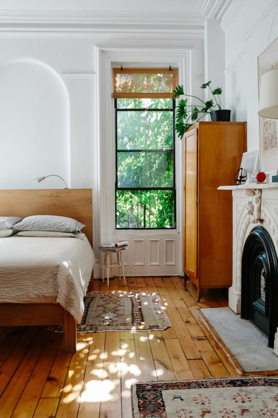 Lena Corwin's Brooklyn Brownstone