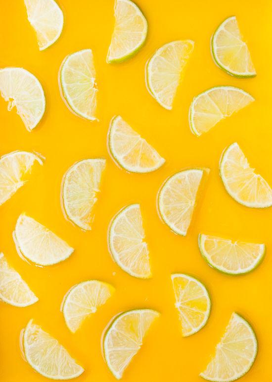 Summer Cocktails - Mango Limeade