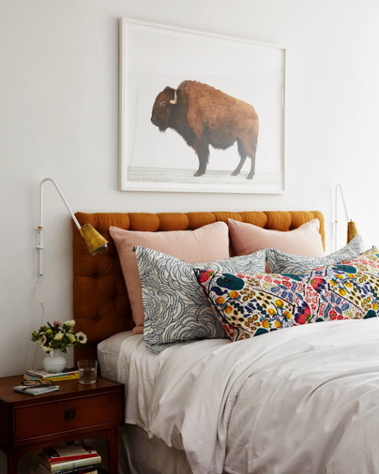 Joanna Goddard's bedroom makeover