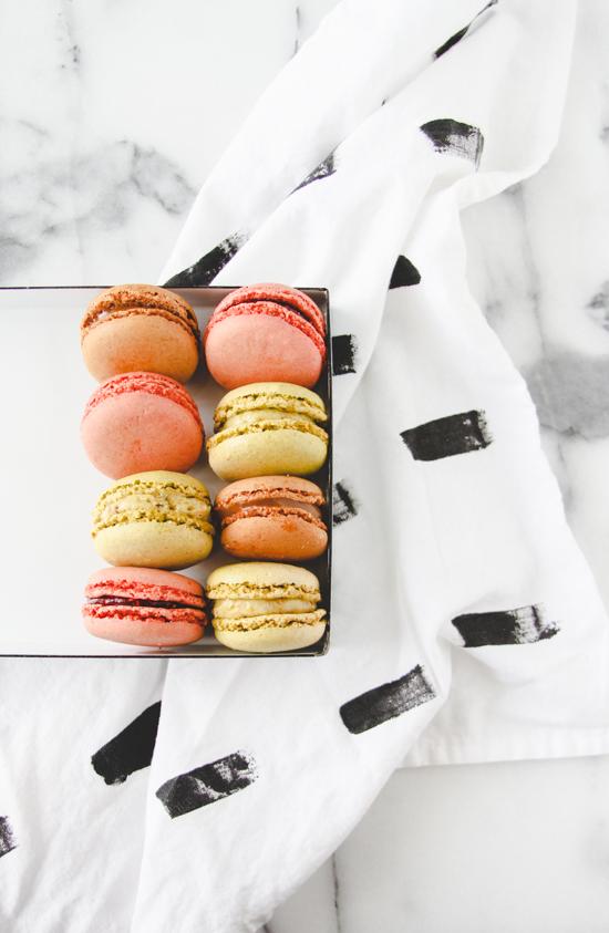 Eat This // Macarons