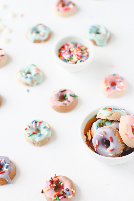 Mini Donut Candy