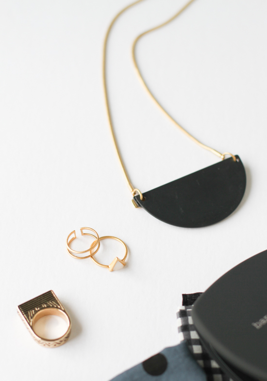 What's in My Bag / Madewell Jewelry