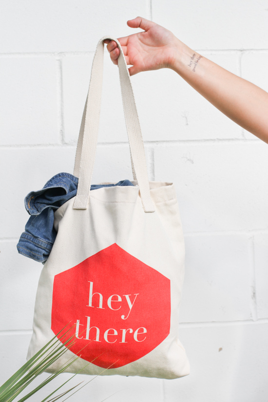 Hey There Tote