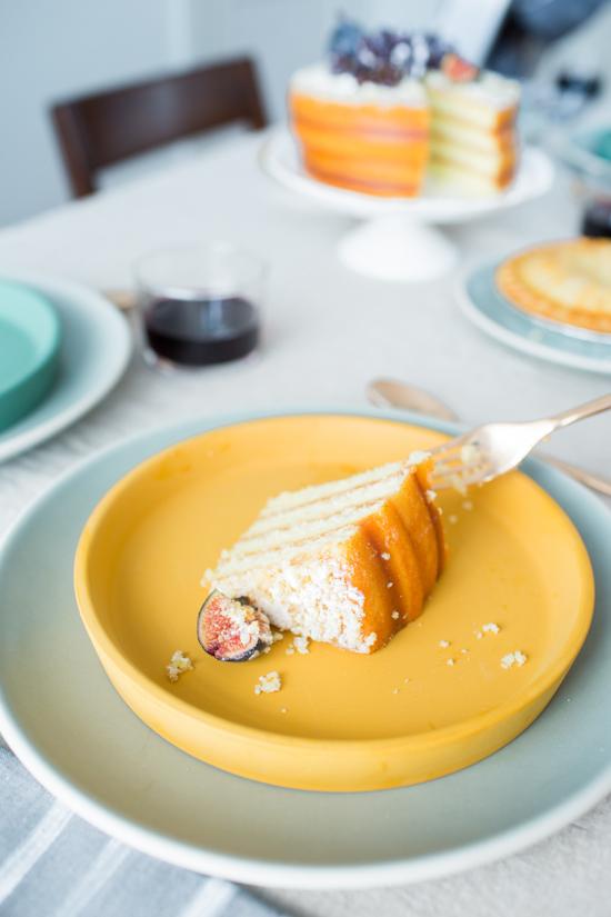 Cake makes everything better.