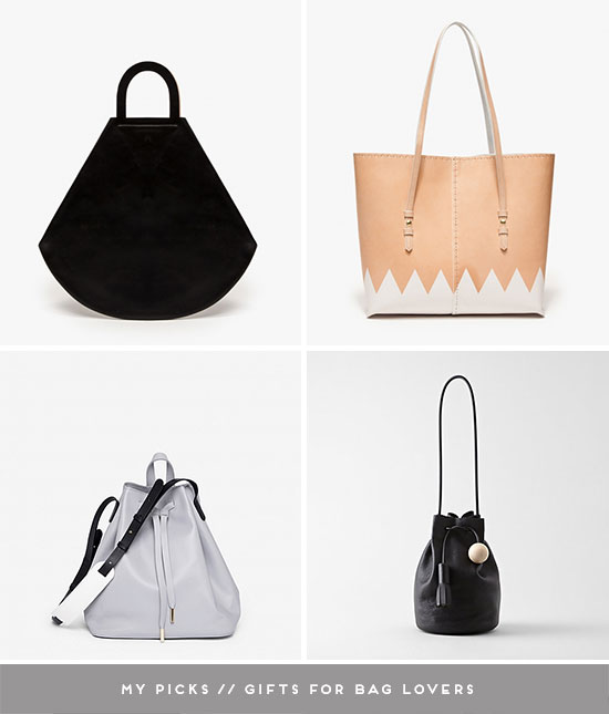 Gift Ideas for Bag + Purse Lovers