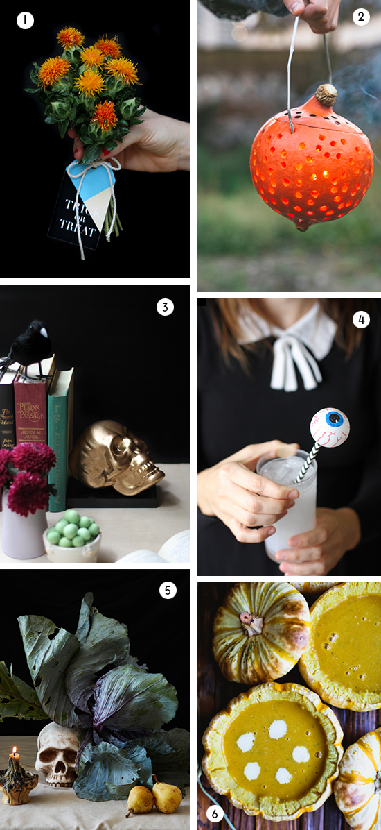 6 (Halloween) DIYs to Try