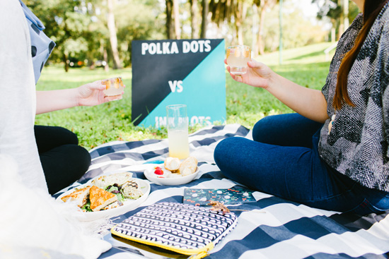 DIY Ideas for a Gameday Picnic in the Park