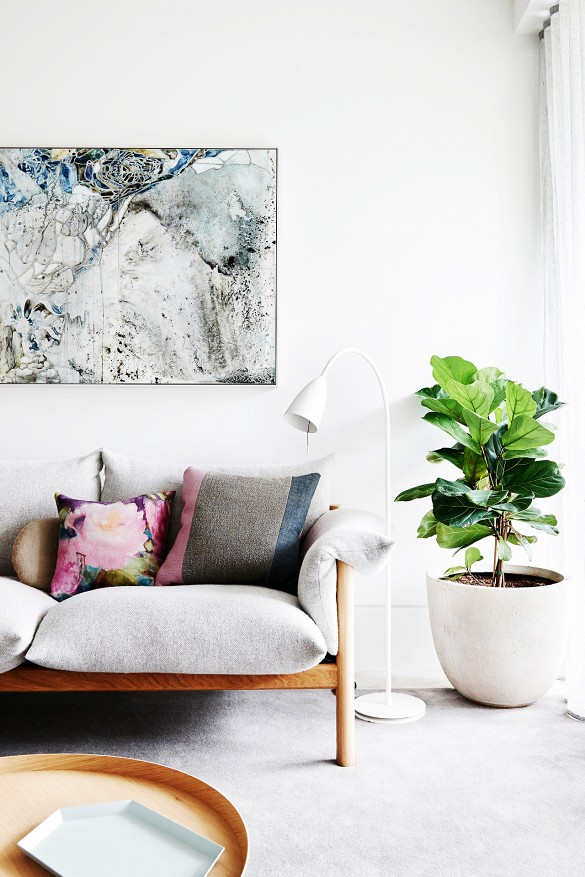 Fiddle Leaf Fig Trees Are Still The Best In Town When It Comes To Cool Plants They Look Good Every Room I Have Ever Seen
