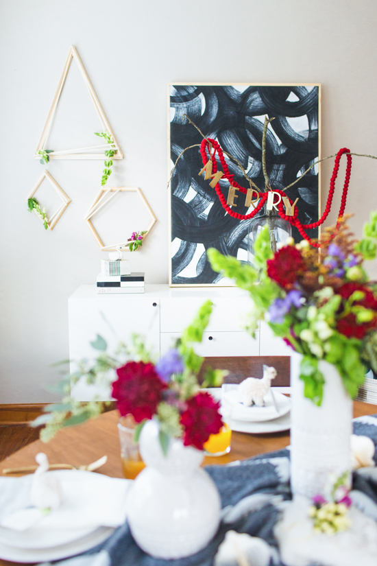 A Merry Holiday Workshop with West Elm