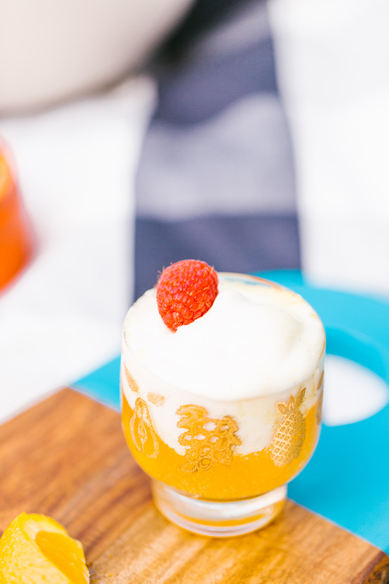 Spiked Orange Creamsicle Cocktail with a Kick