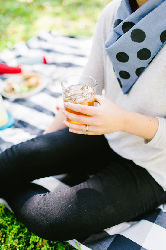 Spiked Sweet Tea Recipe