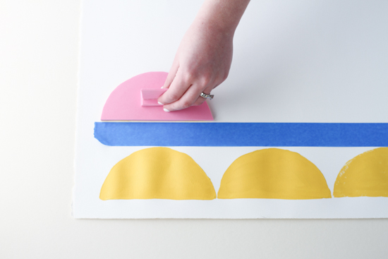 DIY Large Scale Artwork
