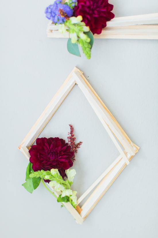 DIY Wood Wreaths for the Holidays