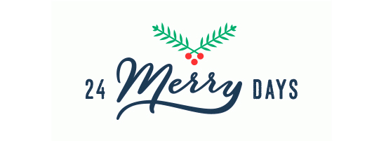 24 Merry Days // Holiday Giveaway