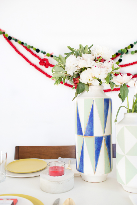 Things to remember when throwing a (casual) holiday dinner party
