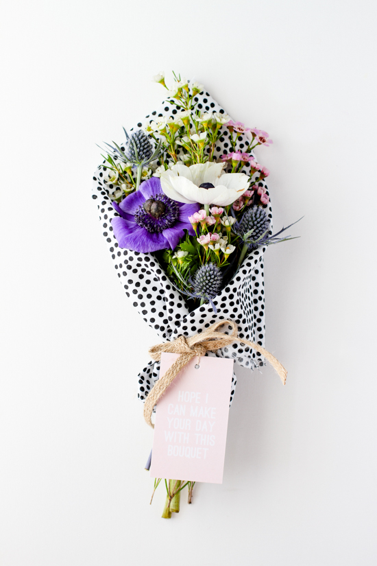 DIY Make Your Day Bouquet