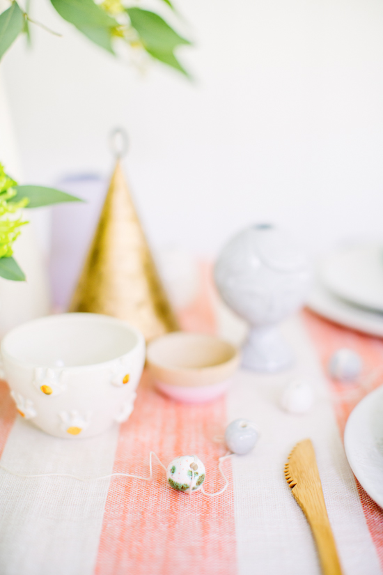 Colorful DIY Galentine's Day Party