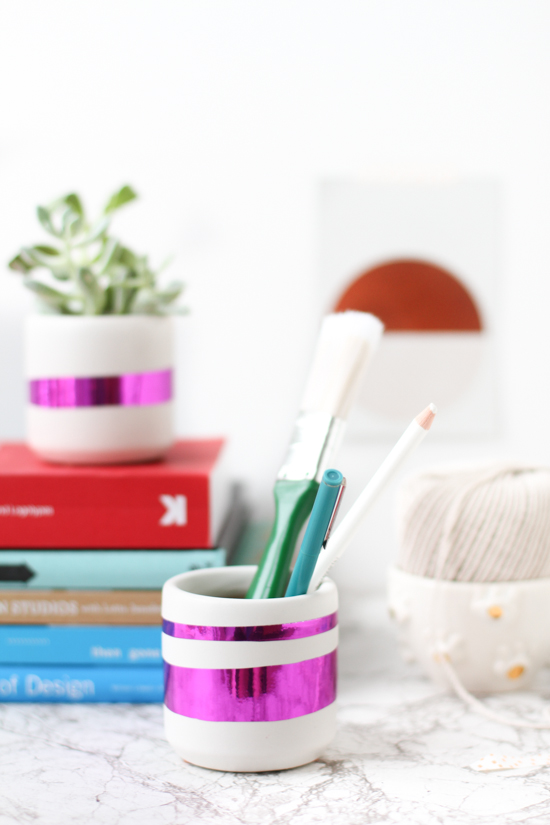 DIY Mylar Containers