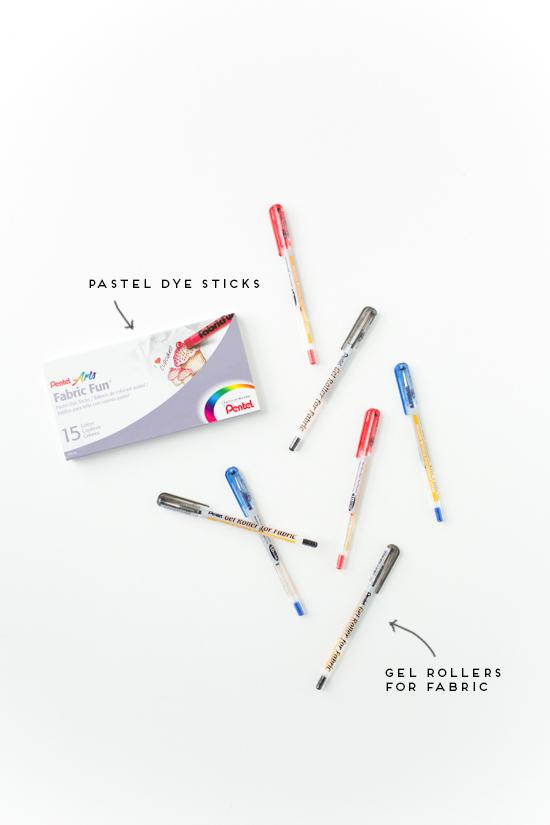 Pentel Supplies for DIY