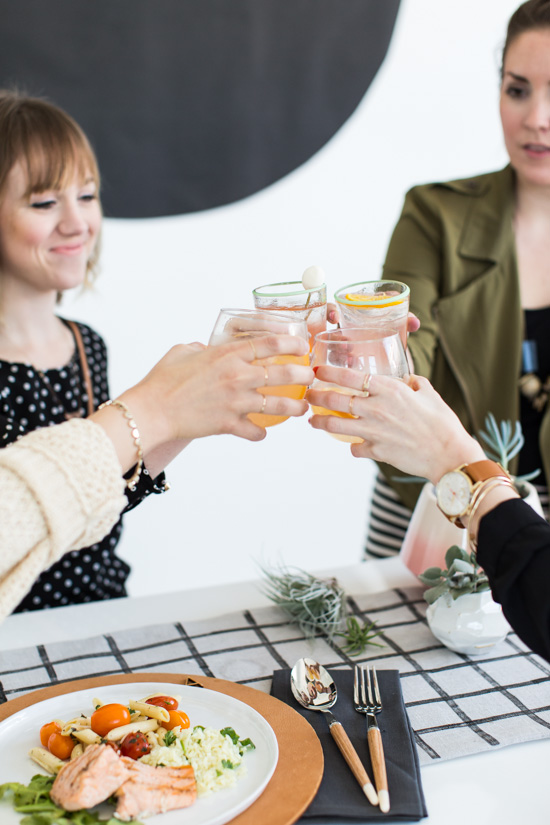 Hip Hostess: 5 DIYs to Try to Get You Through Hosting an Easter Dinner Party in Style