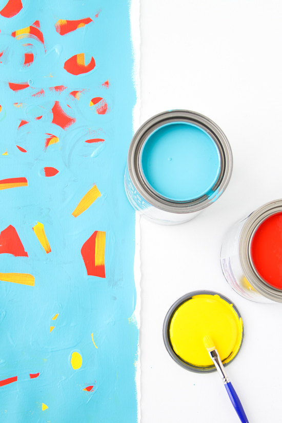 Painting with Primary Colors
