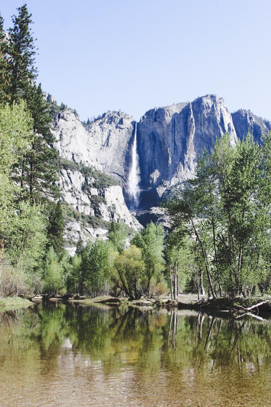 Things to Do in Yosemite National Park // Upper Yosemite Falls