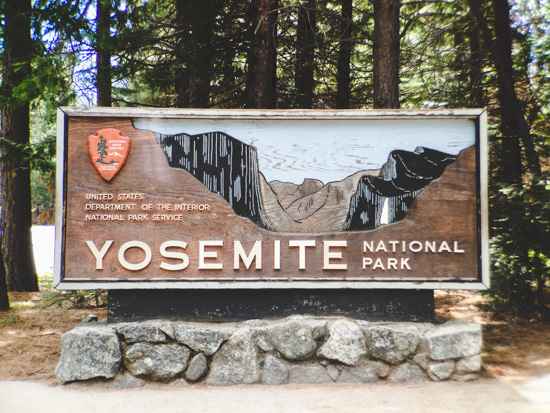 Traveling to Yosemite National Park