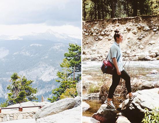 Traveling to Yosemite National Park