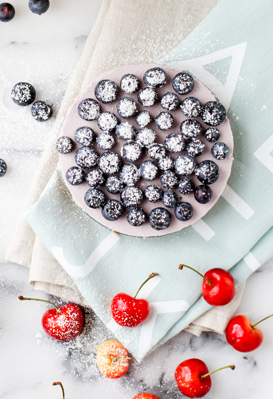 No-Bake Blueberry Cheesecake Recipe