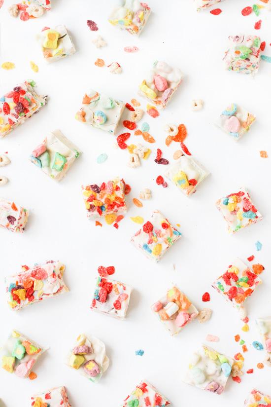 Recipe // Breakfast Cereal Fudge