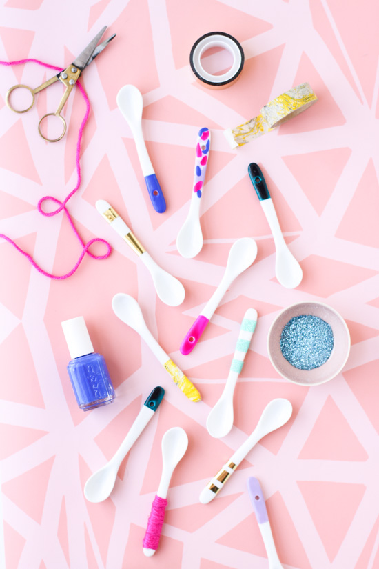 6 DIY Ways to Embellish Utensils in Under 5 Minutes