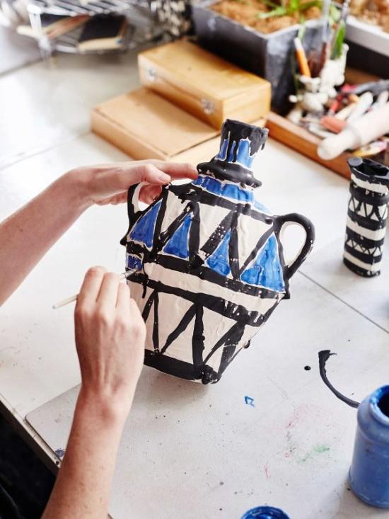 Ceramics studio of Iggy & Lou Lou