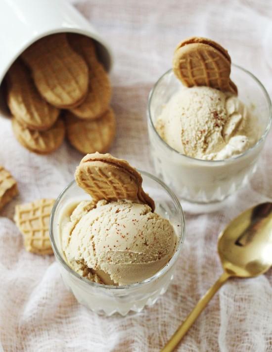 Peanut Butter Cayenne Ice Cream Recipe