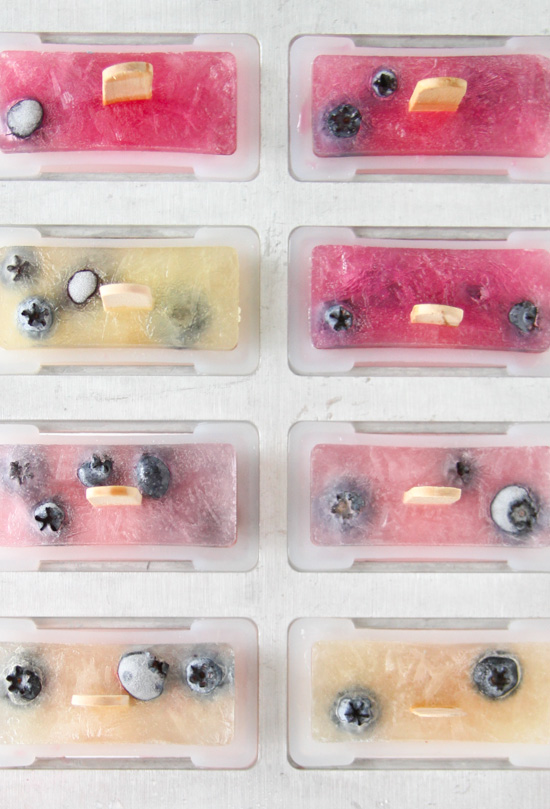 The Best Blueberry Popsicles