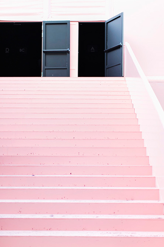 (Pink) Stairway to Heaven
