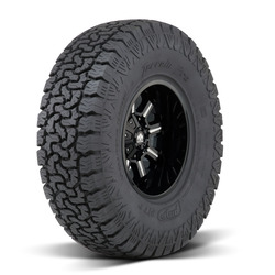 AMP Tires Terrain Pro A/T P Light Truck/SUV All Terrain/Mud Terrain Hybrid Tire - LT265/60R20 121/118S 10 Ply