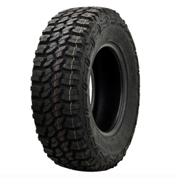 Americus Tires Rugged M/T Light Truck/SUV Mud Terrain Tire - LT245/75R17 121/118Q 10 Ply